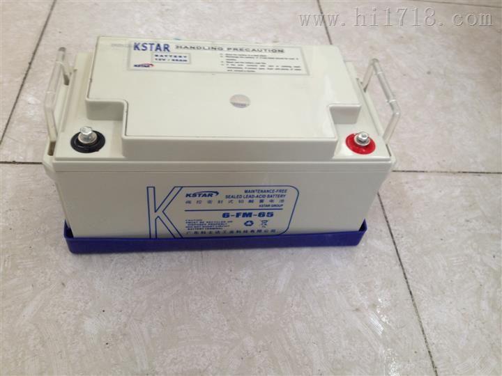 科士达蓄电池6-FM-65_阀控密封式 KSTAR