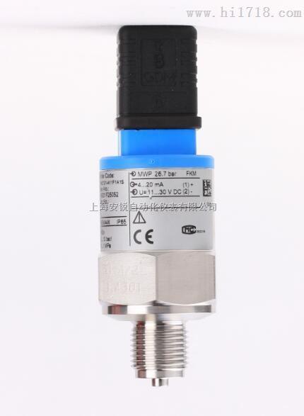 E+H气体压力变送器