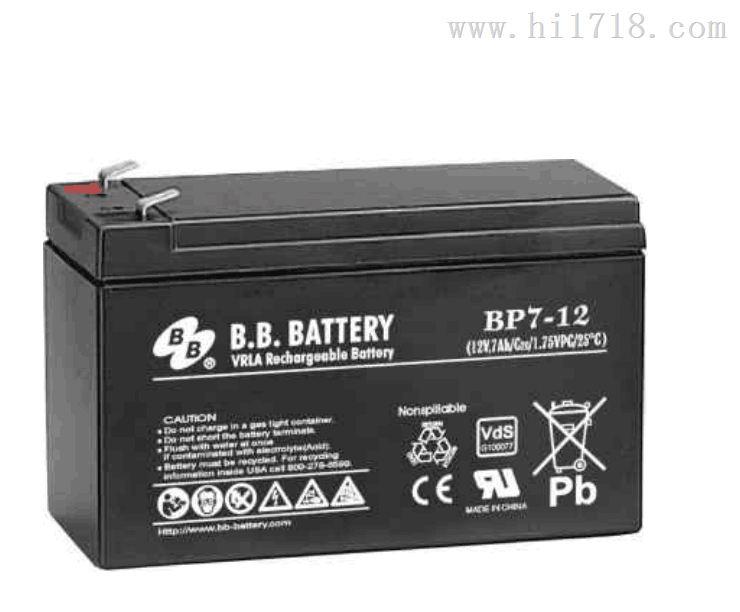 BB美美蓄电池BP5-12 美美BP系列