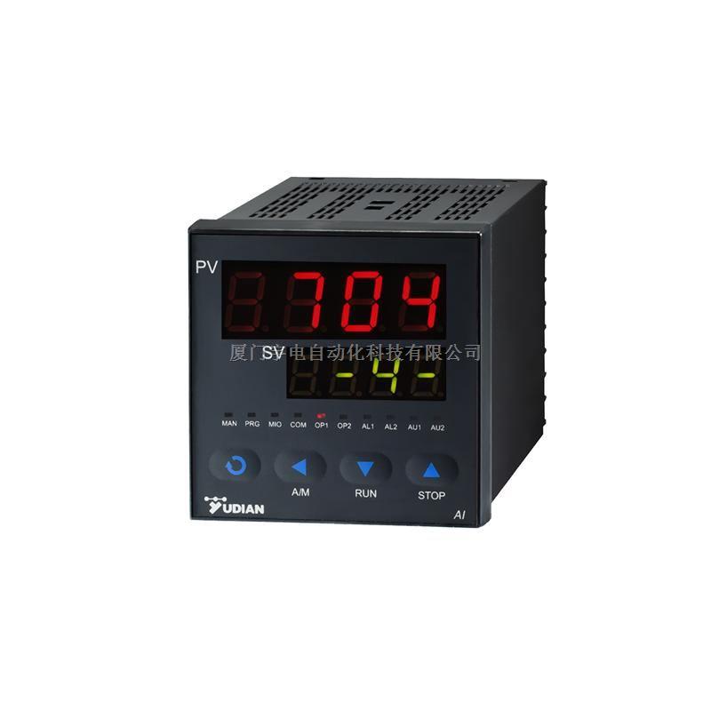 宇电AI-704M四路高精度巡检仪/温度/压力/流量/液位