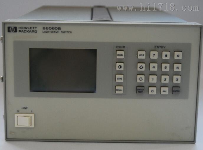 Agilent86060B、 深圳86060B光开关、 Agilent一级代理商、泽瑞光科技