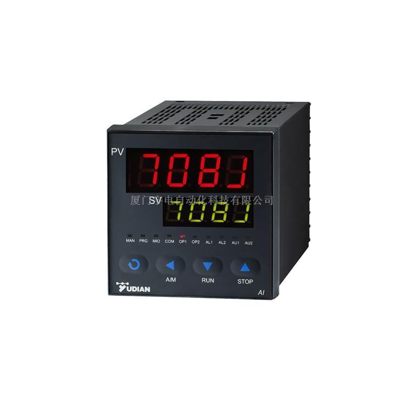 宇电伺服放大器/AI-708J/手自动缓变功能