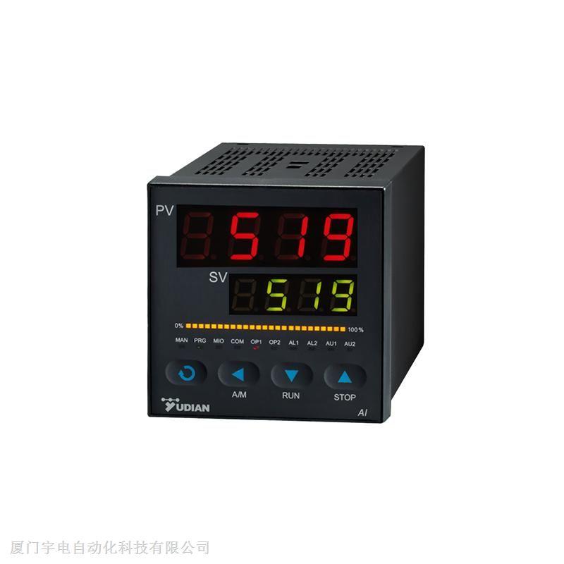 智能温控器AI-519,手自动调节仪表制造商智能温控器宇电