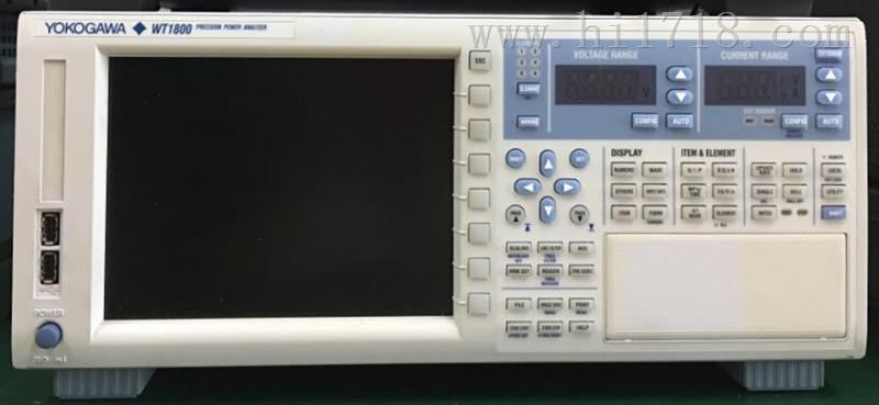 WT1800、深圳WT1800 功率分析仪、 YOKOGAWA一级代理商、泽瑞光科技