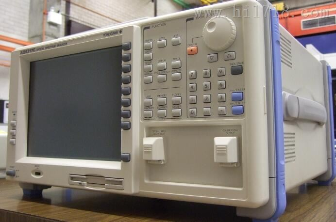 AQ6317C、 AQ6317C光谱分析仪、  安腾优质供应商、泽瑞光科技