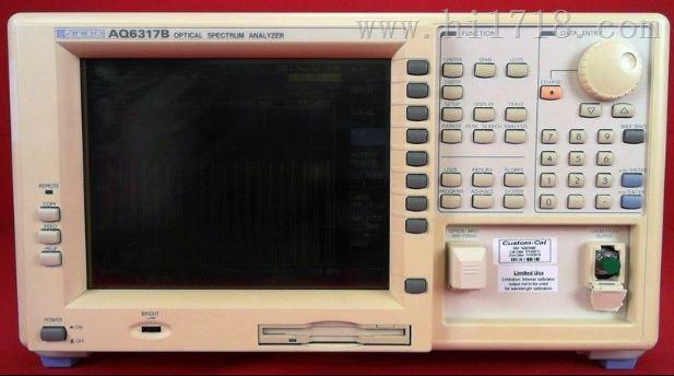 AQ6317B现货、 AQ6317B光谱分析仪、 ANDO优质供应商、泽瑞光科技