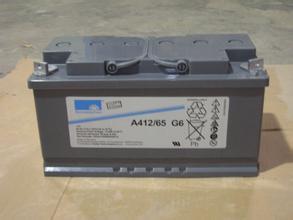 进口阳光蓄电池A412/65G6,报价、参数见详细说明12V65AH