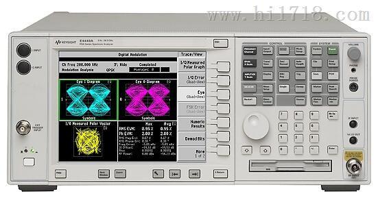 E4443A、 大陆E4443A频谱分析仪、 安捷伦优质供应商、泽瑞光科技