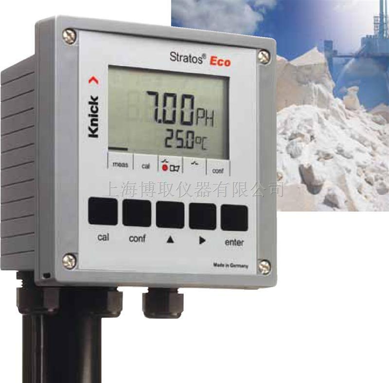 浙江高温发酵PH计Stratos Eco 2405 pH ,高温150度酸度计生产厂家