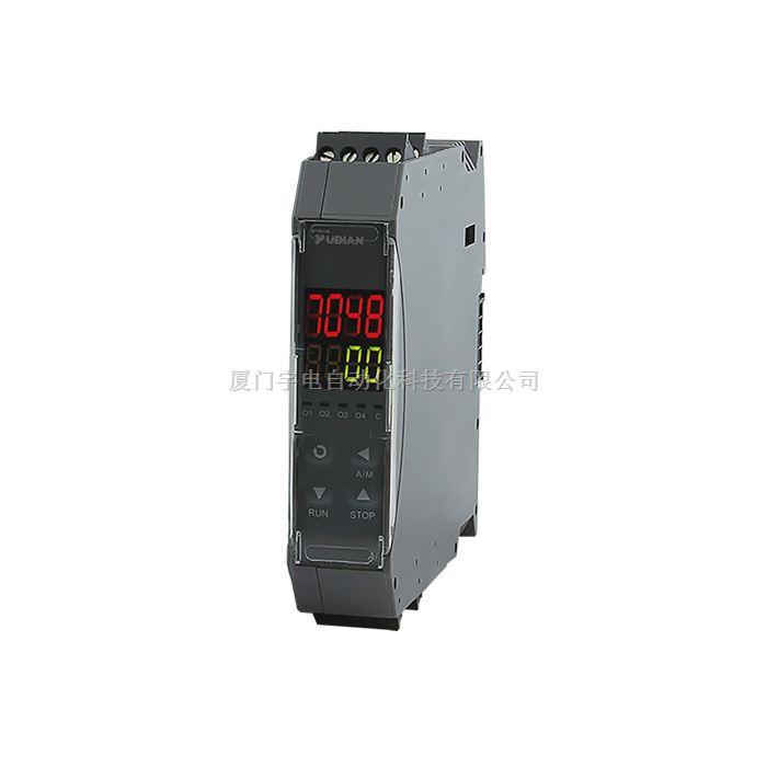 厂家直销导轨式带显示温控模块AI-7048D7/E7