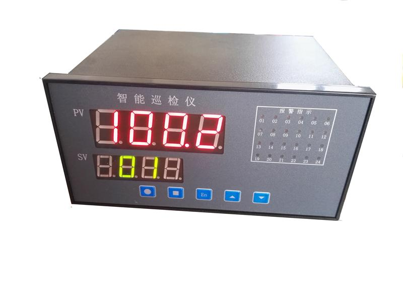 智能压力巡检仪   可带RS485通讯