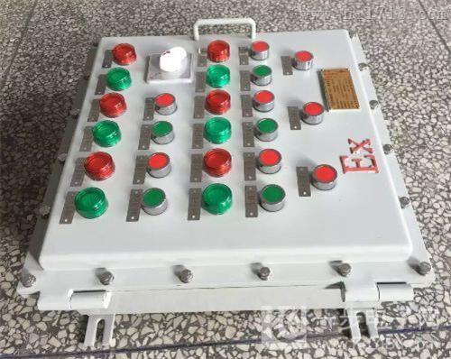 化工泵防爆控制箱