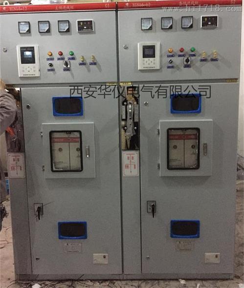 供应青海省10KV切换开关柜成套设备厂家
