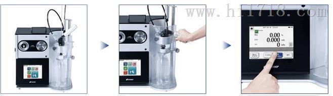 碳酸饮料二氧化碳气体体积计|CooRe二氧化碳气体体积计型号|无需密集的手动摇晃