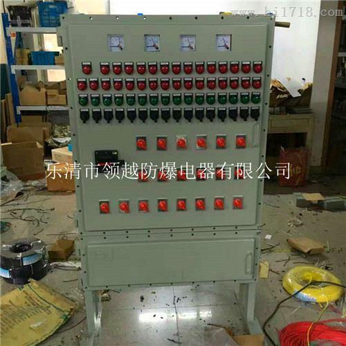 37KW水泵防爆软启动器控制柜