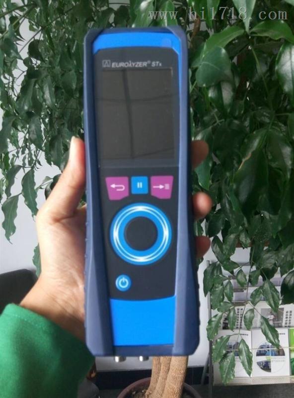 青岛路博原装进口德国菲索E30X手手持式烟气分析仪