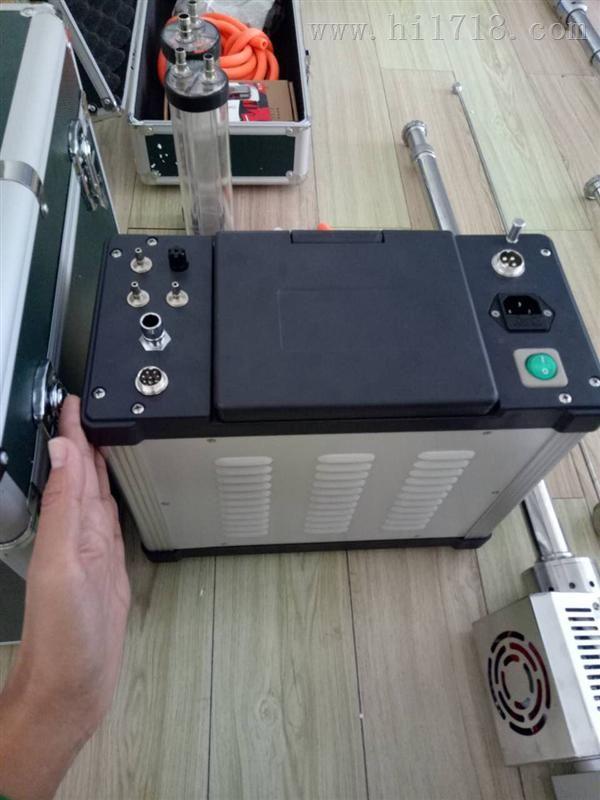 青岛路博自主研发青岛路博LB-70C全自动烟尘烟气测试仪(重量法测烟尘)