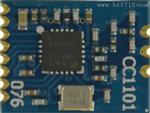 VT-CC1101S-433M无线透传模块