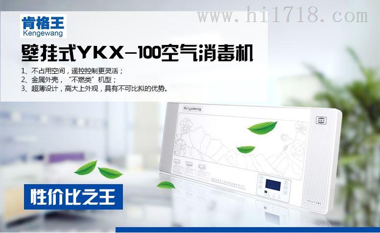 肯格王YKX/Y100空气消毒机医用多少钱YKX/Y100空气消毒机厂家