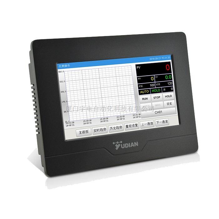 一体式温度控制屏AI-3759,温控触摸屏制造商一体式温度控制屏宇电
