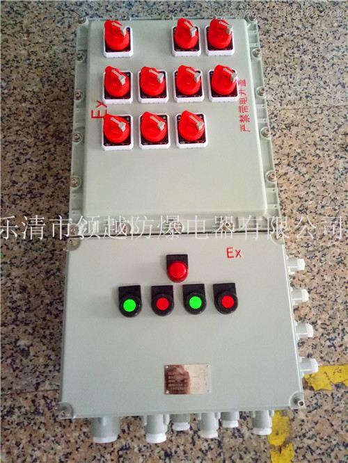 BXM51-12/16K63防爆照明配电箱