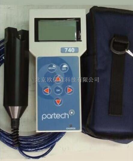 英国Partech740型便携式污泥浓度|悬浮物测定仪|浊度测定仪