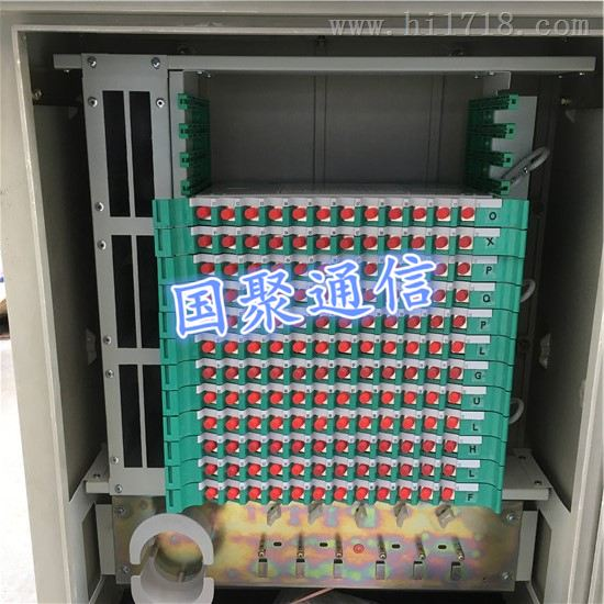 壁挂式144芯光缆交接箱(光交箱的尺寸型号)