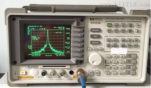 8593E、8593E频谱分析仪