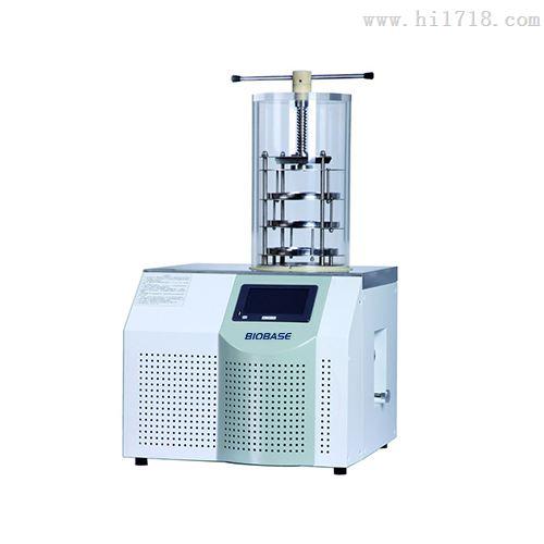 冷冻干燥机厂家BK-FD10T价格低压盖型台式真空冷冻干燥机