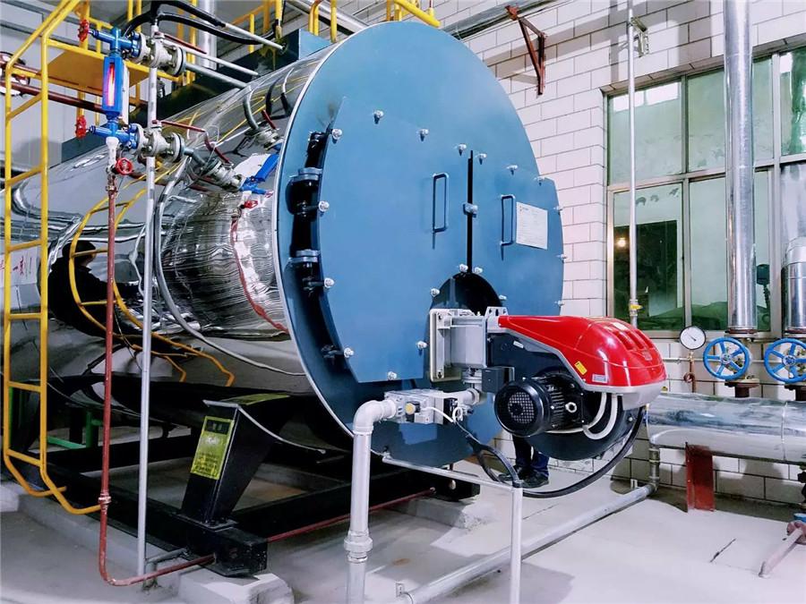 10吨天然气,液化气热水锅炉报价