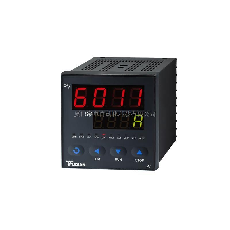 高精度电压表 AI-6011 宇电电压测量显示器、精度0.2级、可带通讯