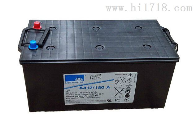 A412/180A阳光蓄电池 A412/180A 价格