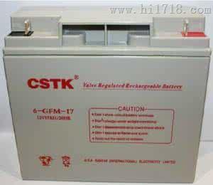 CSTK蓄电池EPS电源直流屏电源 12V7AH 山特蓄电池供应