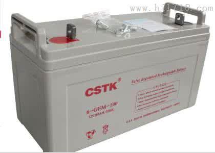CSTK蓄电池EPS电源直流屏电源 12V100AH 山特蓄电池供应