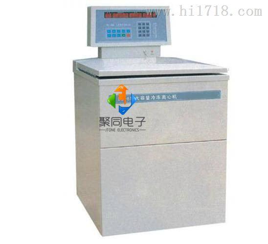 立式高速冷冻离心机GL-10MC产品说明山东