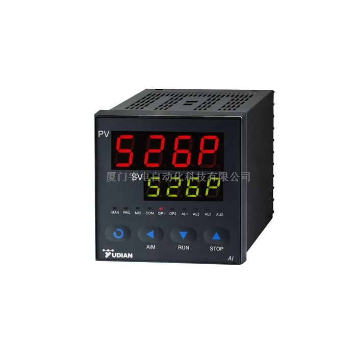 程序段温度控制仪表AI-526P,手自动切换