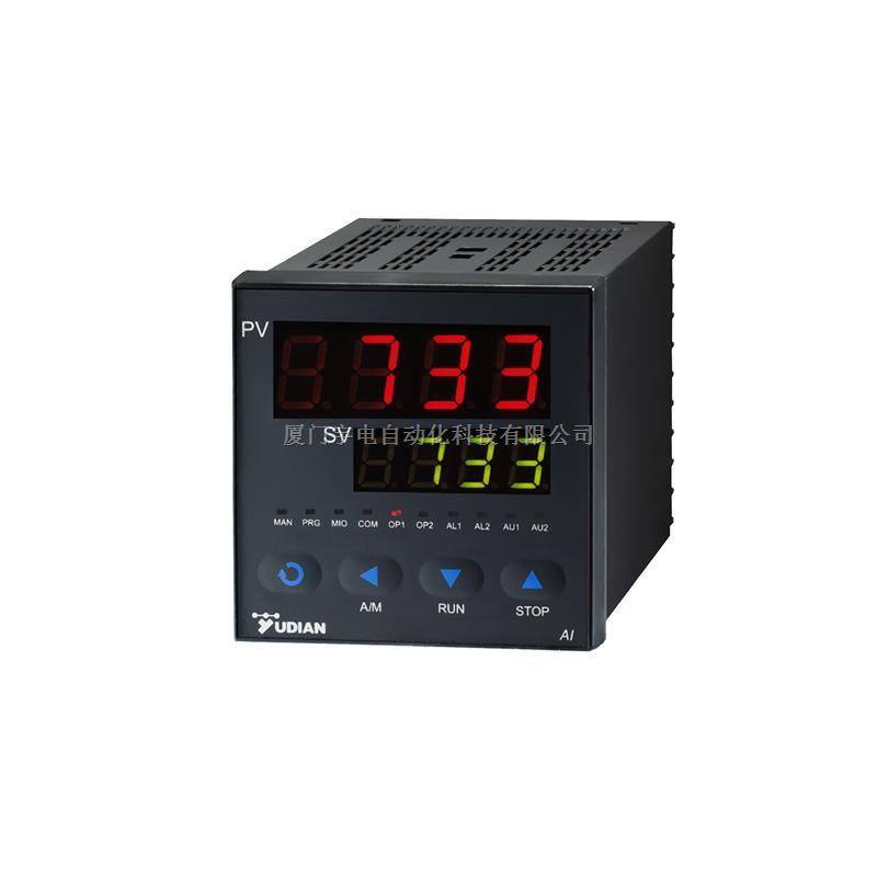 高精度温控表AI-733,三相可控硅控制专用仪表制造商高精度温控表宇电