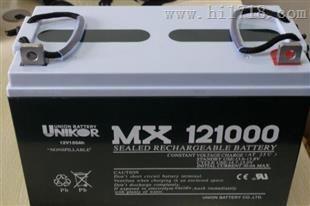 12V38AH UNION友联蓄电池MX12380