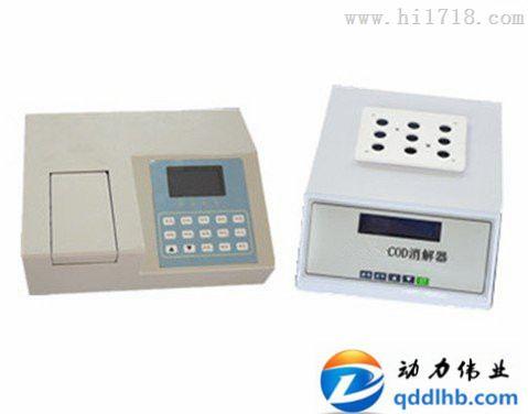 COD检测仪DL-500型COD快速测定仪测量范围及价格