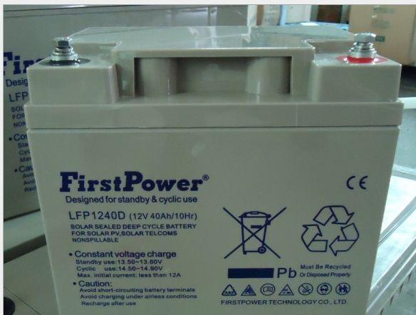 FirstPower蓄电池LFP12150C,一电参数介绍12V150AH电源报价
