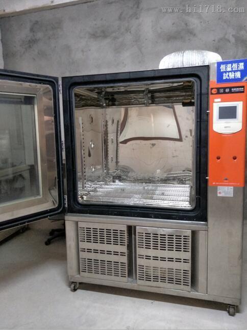 大玻璃视窗恒温恒湿试验机800升