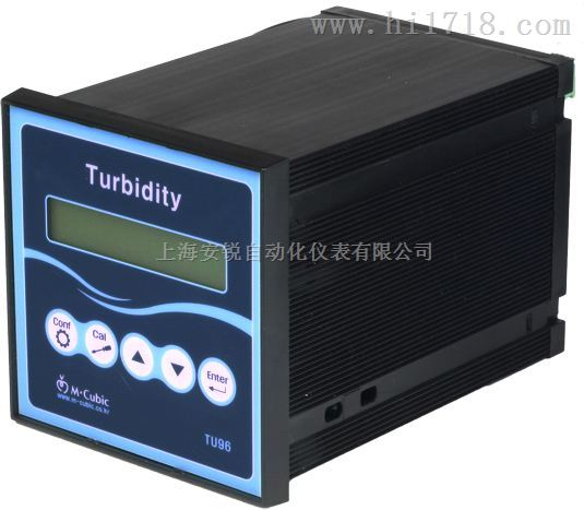 进口低量程盘装式在线浊度仪TU96