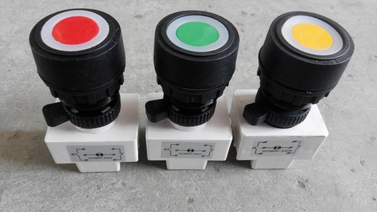 施耐德防爆按钮开关产品特点: 1.外壳采用ZL102铝合金压铸成型,表面高压静电喷塑。 2.整体为复合型结构,外壳采用增安型结构,具有较强的防水,防尘能力,内装的按钮,指示灯,电流表均为防爆元件。 3.钢管或电缆布线均可。 施耐德防爆按钮开关技术参数: 执行标准:GB3836.1、GB3836.