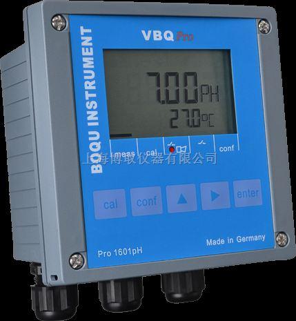 生物制药高温发酵PH计VBQ Pro Pro1601pH,0-130度的高温PH酸度计用于制药中间体