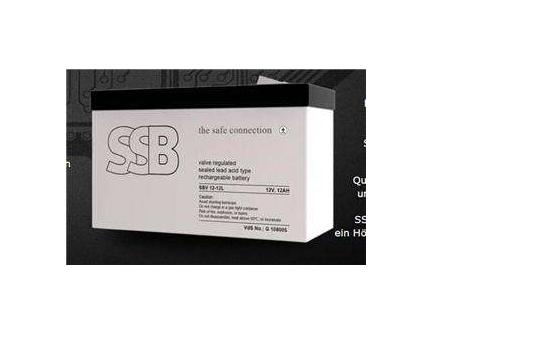 德国SSB蓄电池SBL厂家授权一级代理商