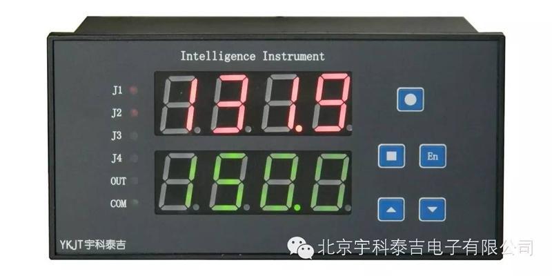 温度测控仪 热电偶  PT100温度测控仪