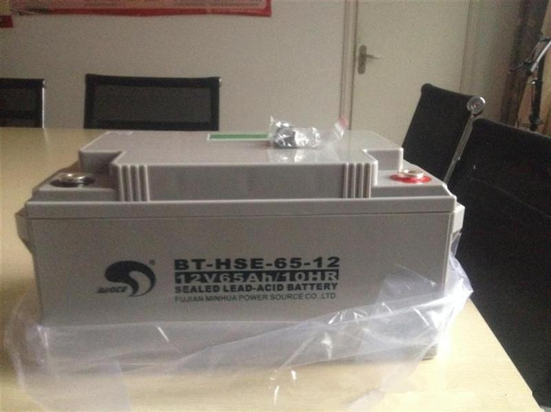 BAOTE蓄电池BT-HSE-65-12 12V65AH UPS电源专用