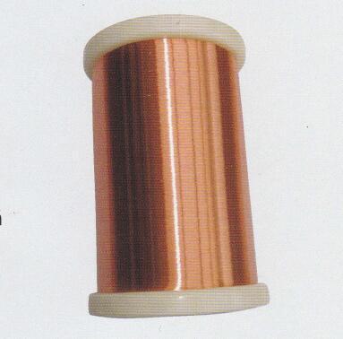 聚酯漆包圆铜线_130级聚酯漆包圆铜线