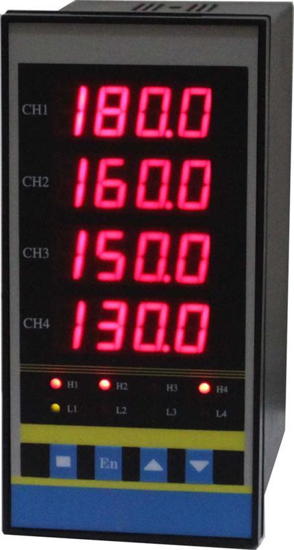 YK-14A/S-V24-S-4-20 四通道压力测控仪 带RS485   厂家直销