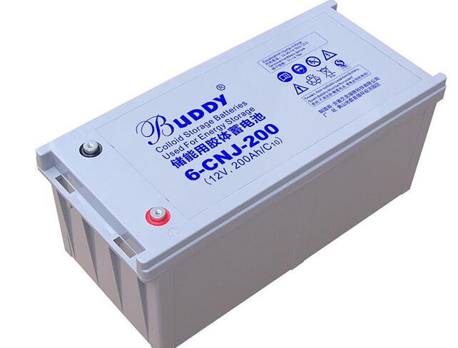BUDDY蓄电池